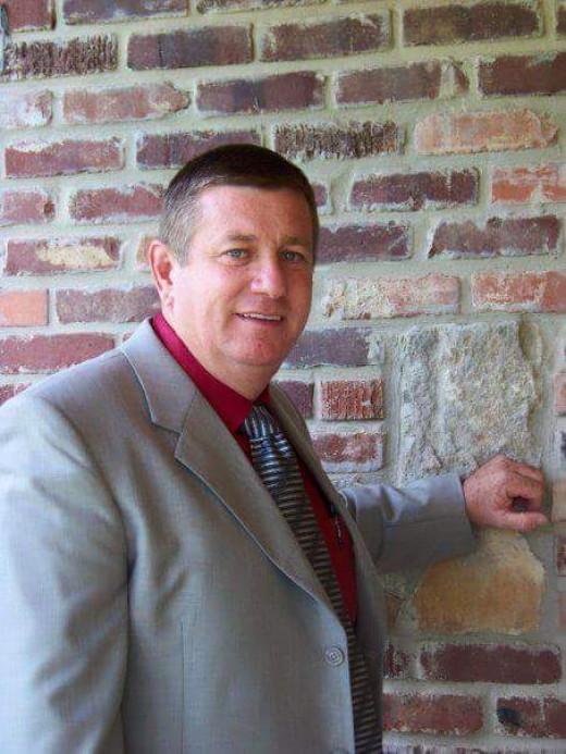 My father Dale Burdge