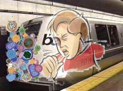 Avoiding Germs on Public Transportation