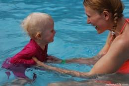 Taking Kids swimming