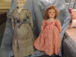 J.D. Kestner Antique Dolls