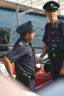 How important is the physical appearance for security guard job