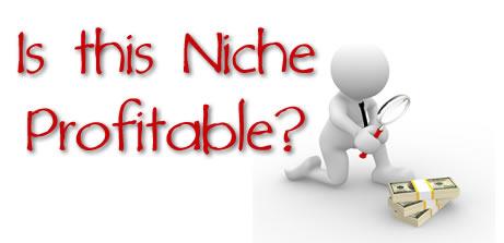 Find your profitable niche
