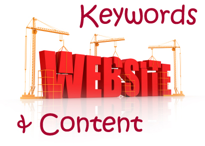 Write content relevent to target keyword