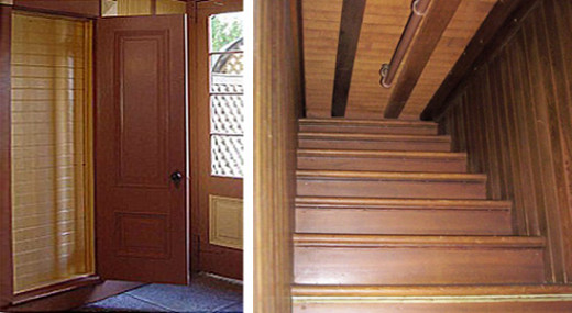 Architectural Oddities At Winchester Mystery House