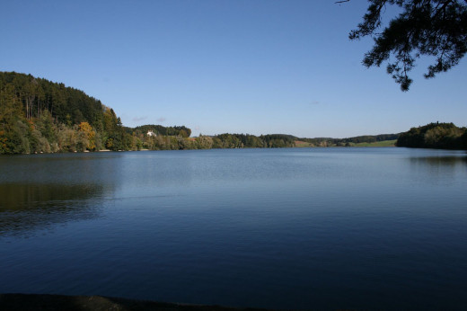 Lac de Bret, Switzerland
