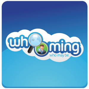 Whooming allows you to easily discover anonymous people who call you. It is good to catch that friend who always jokes with you, but it is always better to call the police in case you are victim of stalking by someone!