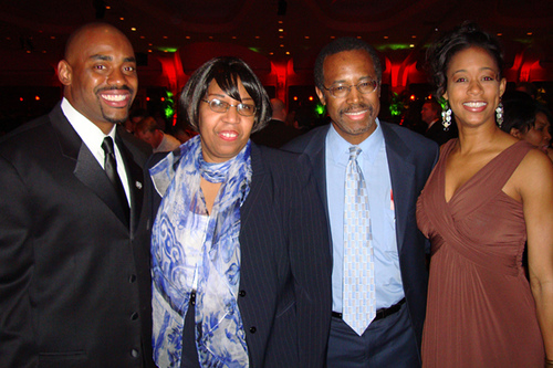 Ben Carson and Family