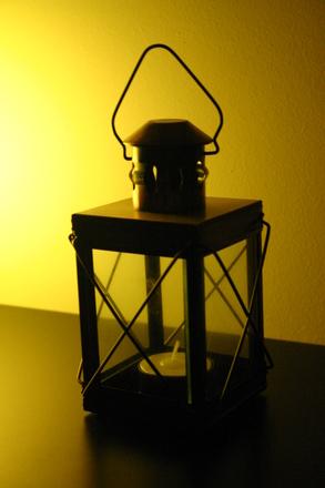 A typical lantern