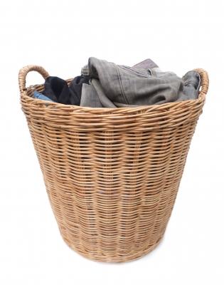 Clean Clothes Basket