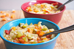 BEST CABBAGE SOUP RECIPE for the Cabbage Soup Diet.