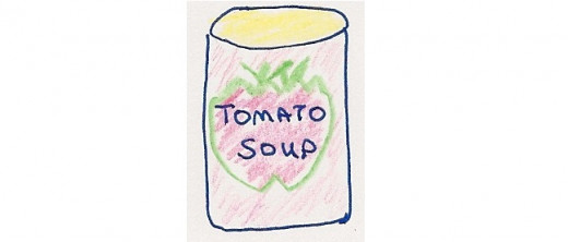 "If adverts could be truthful - ""Buy Soup That Tastes a Bit Like Tomato"""