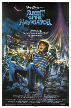 Should I Watch..? Flight Of The Navigator