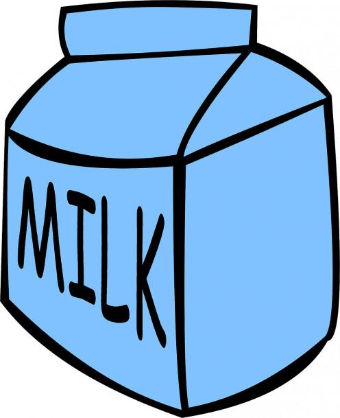 What?  No milk?