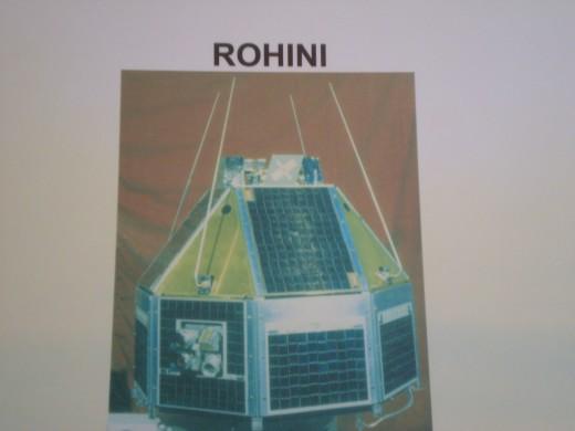 Rohini Satellite