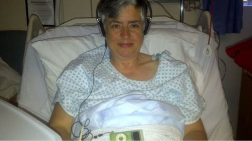 Head researcher Dr Catherine Meads found that listenin to the music of Pink Floyd helped her relax after her recent hip operation