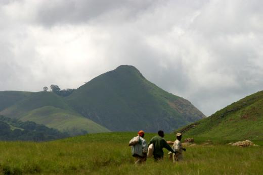 Chappal Waddi Mountain, Nigeria