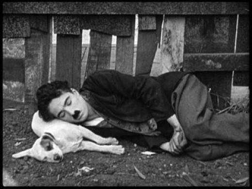 'The Little Tramp' (Charlie Chaplin)