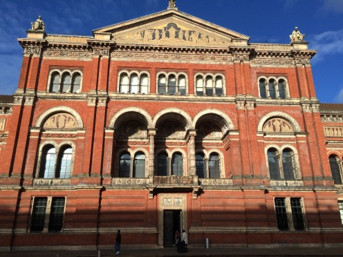 The Victoria ans Albert Museum
