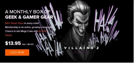 The Villains 2 theme