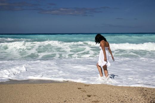 The Quiet Beach Life