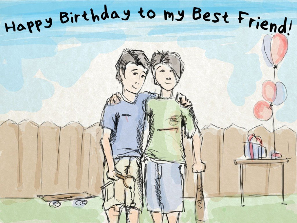 A Unique Collection Of Happy Birthday Wishes To A Best Friend
