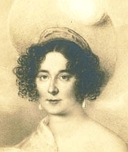 Austrian musician and Ludwig van Beethoven's love interest Therese Malfatti