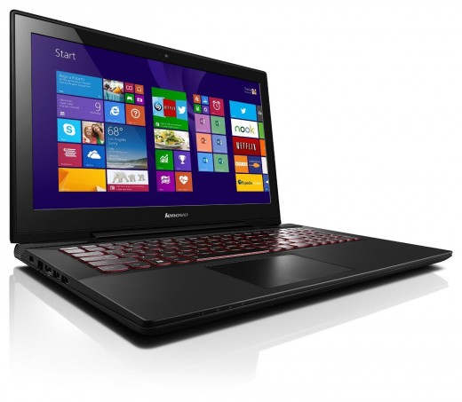 Lenovo Y50 Touch