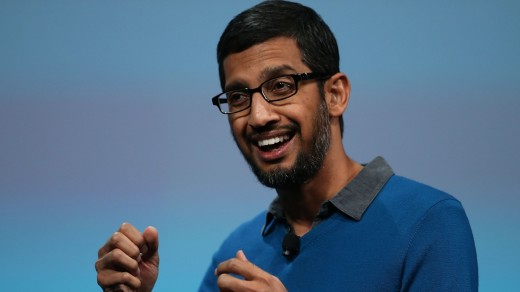 Sundar Pichai: Google's New CEO
