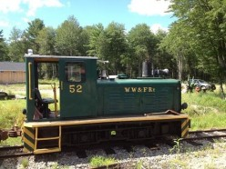 Climb Aboard The Ridable Miniature Railway