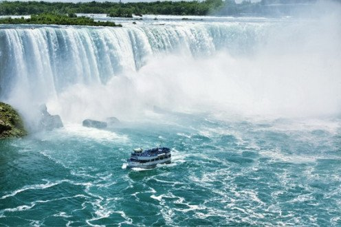 Maid Of The Mist Tour Boat