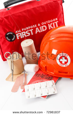 Being prepared for an emergency is the best first aid.