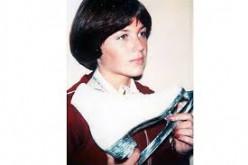 1976 worlds: Dorothy Hamill, Dianne de Leeuw, Christine Errath and Linda Fratianne