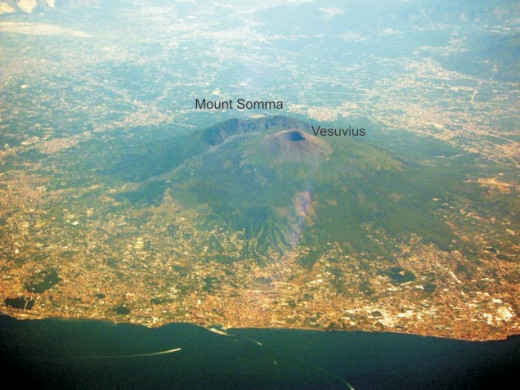 Vesuvius has been growing even as it has erupted many times since '79