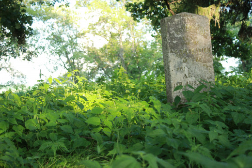 Jasper Ray O'Banion, Valley View Cemetery