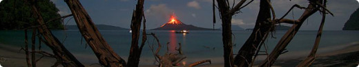 Not kidding, you can tour Anak Krakatau today. Hey, it would be the adventure of a lifetime or at least the adventure to end all adventures.