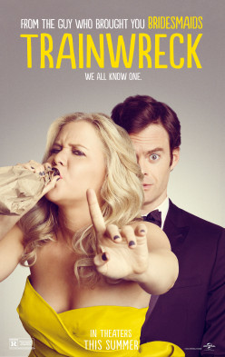 Trainwreck (2015). A review of Amy Schumer's Film Debut