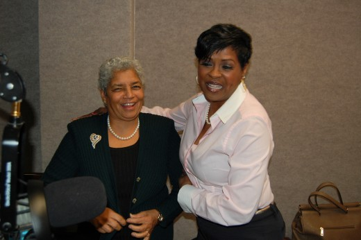 Freda interviews 2-term former Atlanta Mayor, Shirley Franklin