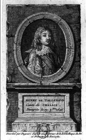 Henri de Tallyrand