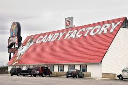 Redmon's Candy Factory