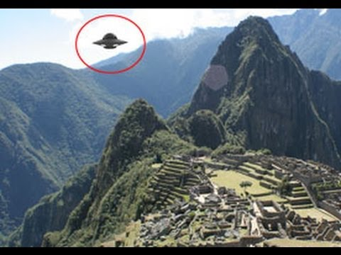 UFO sighting in Macchu Picchu?