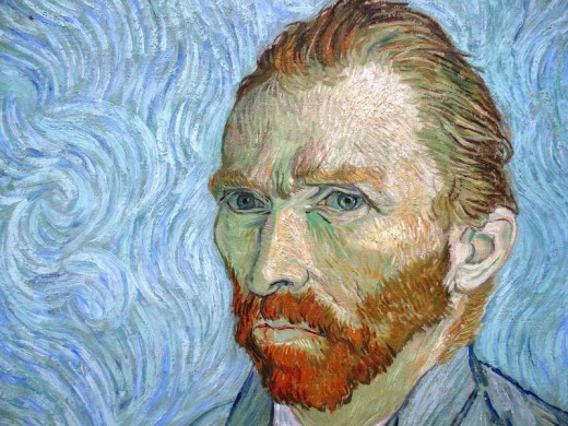 Van Gogh suffered from Bipolar Disorder