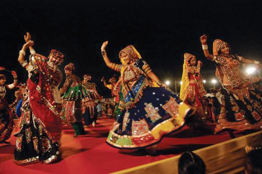 Teej Celebration in Gujarat