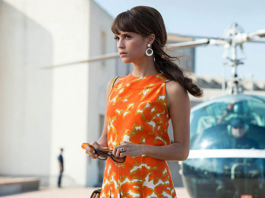Alicia Vikander as Gabby Teller