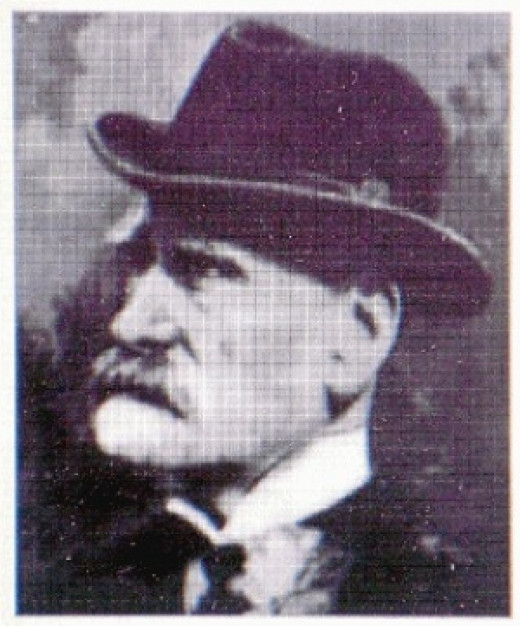 "Ebenezer Cobb Morley, who is regarded as the ""father of football""."