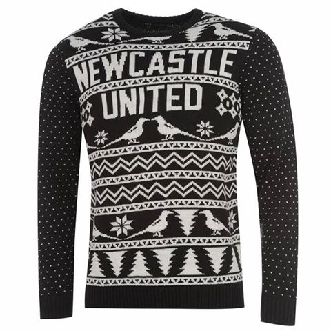 Ugliest jumper of all time!