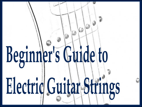 beginner 39 s guide to electric guitar strings. Black Bedroom Furniture Sets. Home Design Ideas