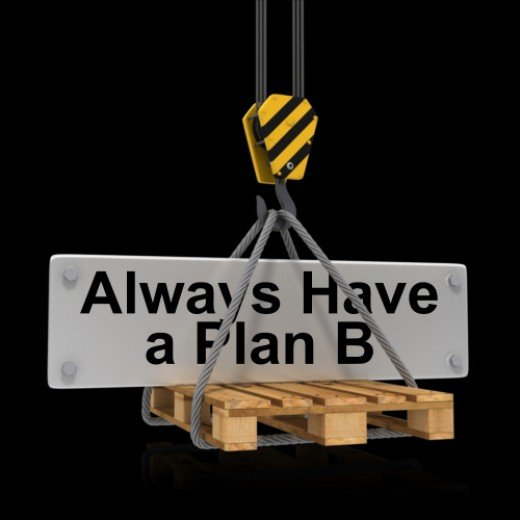 Do You Have a Plan B for Your Career?
