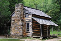 Dwarfs cabin