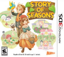 Story of Seasons Farming Guide: Spring and Summer