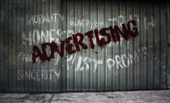 Advertising: A Visual Commentary of Psychological Positioning and Mass Manipulation